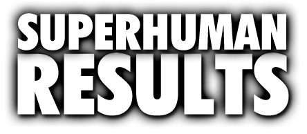 superhuman results